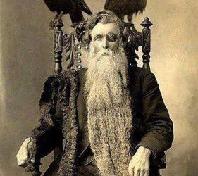 Odinas su varnais