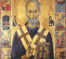 šv. Mikalojus