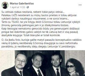 Marius Gabrilavičius - maksimalietis ir jo kliedesiai