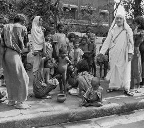 Motina Terezė Kalkutoje